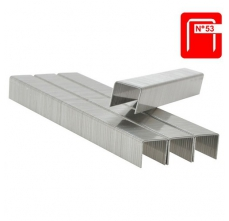 Capse Rapid 53/10 mm, galvanizate, 1.080/ blister1