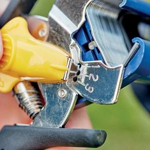 Cleste gradina Rapid GP238, cu magazie, VR38/6-11-16mm, blister13