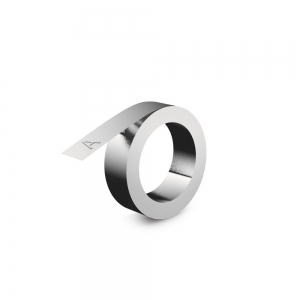 Etichete metalice embosabile industriale DYMO, 12mmx4m, aluminiu, 31000 S07201600