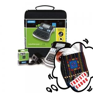 Aparat de etichetat (imprimanta etichete) DYMO LabelManager 210D, Kit5