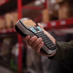 DYMO LabelManager 420, kit case, PC connection S0915480 9154802