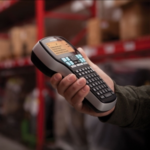 Aparat etichetat (imprimanta etichete) DYMO LabelManager 420, conectare la PC, S0915440 S0915470 9154401