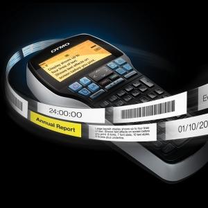 Aparat etichetat (imprimanta etichete) DYMO LabelManager 420, conectare la PC, S0915440 S0915470 9154403