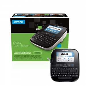 Dymo 500TS Touch Screen Label Maker and 1 tape code DY40913  S0946420 S09464506