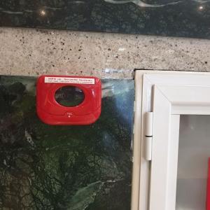 Etichete autocolante, DYMO LabelManager D1, 12mm x 7m, rosu/alb, 45015 S07205501