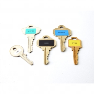 Etichete autocolante, DYMO LabelManager D1, 12mm x 7m, alb/negru, 45021 S07206104