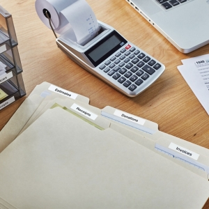 Etichete autocolante, DYMO LabelManager D1, compatibile, 12mm x 7m, negru/alb, 45013 S0720530-C3