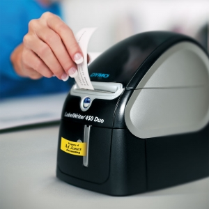 Imprimanta termica etichete DYMO LabelWriter 450 Duo, aparat de etichetat S0838920 S08389608