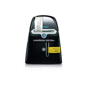 Imprimanta termica etichete DYMO LabelWriter 450 Duo, aparat de etichetat S0838920 S08389600
