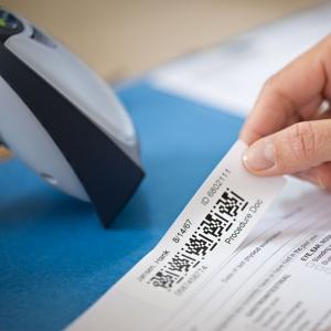 Imprimanta termica etichete DYMO LabelWriter 450 Twin Turbo, aparat de etichetat S0838870 8388701