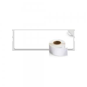 Etichete termice, DYMO LabelWriter, adrese, permanente, 28mmx89mm, hartie alba, 12 role/cutie, 130 etichete/rola, 99010 S0722370 20930911
