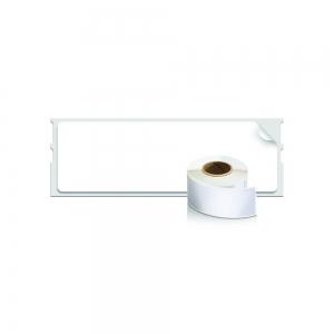 Etichete termice industriale, DYMO LabelWriter Durable, 25mmx89mm, polipropilena alba, 1 rola/cutie, 100 etichete/rola, 19762001