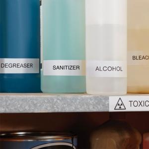 Etichete termice industriale, DYMO LabelWriter Durable, 25mmx89mm, polipropilena alba, 1 rola/cutie, 700 etichete/rola, 19330812