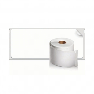 Etichete termice, DYMO LabelWriter, adrese mari, permanente, 89mmx36mm, hartie alba,1 rola, 260 etichete/rola, 1983172 99012R  S0722400 990120