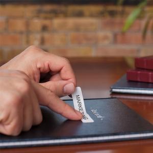 Etichete termice compatibile, DYMO LabelWriter, dosare suspendate, permanente, 12mmx50mm, hartie alba, 220 etichete/rola, 99017 S07224603