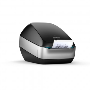 Imprimanta termica DYMO LabelWriter 460 Wireless, aparat de etichetat negru 2000931 2000932 DY8387700
