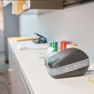 Imprimanta termica DYMO LabelWriter 460 Wireless, aparat de etichetat negru 2000931 2000932 DY8387707