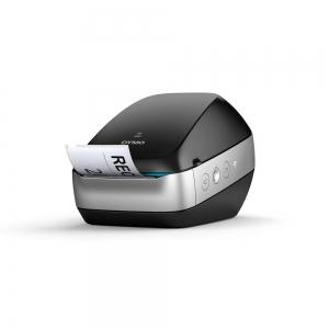 Imprimanta termica DYMO LabelWriter 460 Wireless, aparat de etichetat negru 2000931 2000932 DY83877010