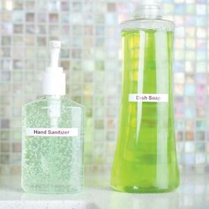Etichete plastic autocolante DYMO LetraTag, 12mmx4m, albe, S0721610 S0721560 S07216609