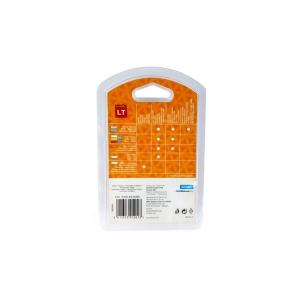 Etichete plastic autocolante DYMO LetraTag, 12mmx4m, albe, S0721610 S0721560 S072166011