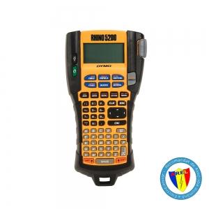 Aparat etichetat industrial Dymo Rhino 5200, ABC, 19mm, S0841400 S0841460 PTE300VPZG1 DE2729395590