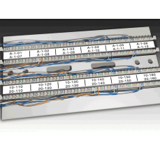 Dymo XTL poliester permanent 12 mm x 9 m, alb1