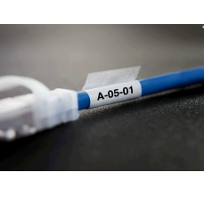 Dymo XTL vinil autolaminant 38mm x 39mm, albe, 150 etichete/banda3