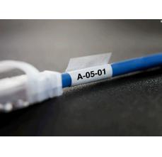 Dymo XTL vinil autolaminant 38mm x 102mm, albe, 75 etichete/banda1