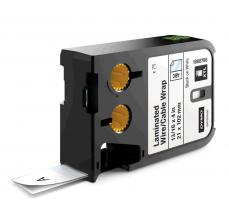 Etichete Dymo XTL vinil autolaminant 21mm x 102mm, albe,  75 etichete/banda