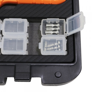 Cleste sertizare papuci, multifunctional ultra-precis, ENGINEER PAD-02, bacuri interschimbabile,3 seturi,incluse de la 0.7 la 3.7 orange, fabricat in Japonia3