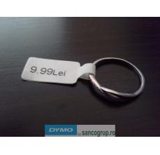 Etichete 54 mm x 11 mm, hartie alba, pentru bijuterii si optica, DYMO LabelWriter2