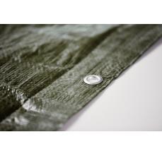 Saibe Rapid pentru ocheti  diametru 10 x 21 mm, aluminiu, sitem fixare inclus, 25 buc/ blister3