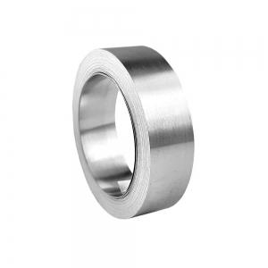 Etichete compatibile metalice embosabile industriale DYMO, 12mmx6,4m, otel inoxidabil DYA3250012