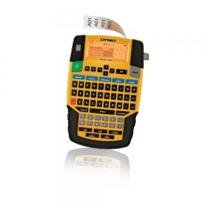 Aparat etichetat industrial Dymo Rhino 4200 kit cu servieta, QWERTY si 4 consumabile10