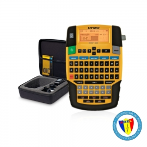 Aparat etichetat industrial Dymo Rhino 4200 kit cu servieta, QWERTY si 4 consumabile1