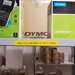 Aparat etichetat industrial Dymo Rhino 4200 kit cu servieta, QWERTY, 1852998, DE272912622, 18529943