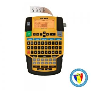Aparat etichetat industrial Dymo Rhino 4200, QWERTZ, S0955950 S0955970 S0955980 44400001 DE272956967 DE272951430 DY18529980
