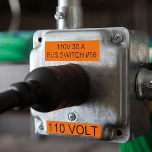 Aparat etichetat industrial Dymo Rhino 5200, ABC, 19mm, S0841400 S0841460 PTE300VPZG1 DE2729395591
