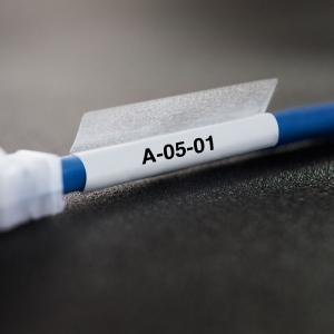 Aparat etichetat industrial Dymo Rhino 5200 kit cu servieta, ABC, 19mm, S0841400 PTE300VPYJ1 DE272939534 84140010