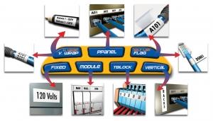 Aparat etichetat industrial Dymo Rhino 6000, 24 mm, conectare PC, S07738007