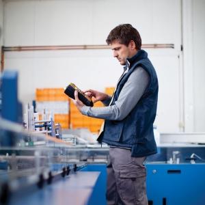Aparat etichetat industrial Dymo Rhino 6000, 24 mm, conectare PC, S07738002