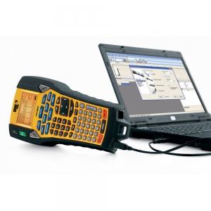 Aparat etichetat industrial Dymo Rhino 6000, 24 mm, conectare PC, S077380013