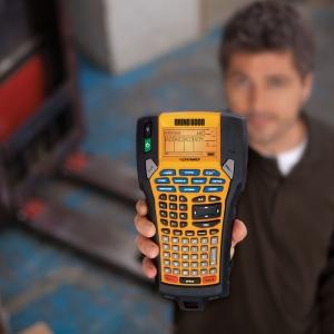 Aparat etichetat industrial Dymo Rhino 6000, 24 mm, conectare PC, S077380015