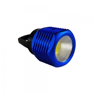 Lanterna LED breloc COB C203, baterii 2 x CR2032 incluse2