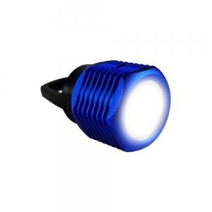 Lanterna LED breloc COB C203, baterii 2 x CR2032 incluse0