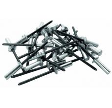 Popnituri Rapid etansare - diametrul de 4 mm x 14 mm, aluminiu, burghiu inclus, 50 buc/ blister1