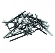 Popnituri Rapid etansare - diametrul de 4 mm x 16 mm, aluminiu, burghiu inclus, 50 buc/ blister2