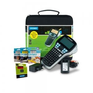 Aparat etichetat (imprimanta etichete) DYMO LabelManager 420 kit cu servieta, conectare la PC S0915480 9154800