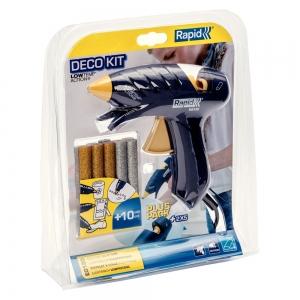 Pistol de lipit Rapid EG130, 100W, Deko Kit7