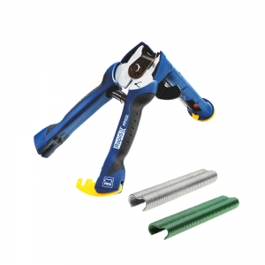 Rapid FP222 Fence Pliers, high capacity heavy-duty magazine and 200 hog ring VR22/5-11mm0